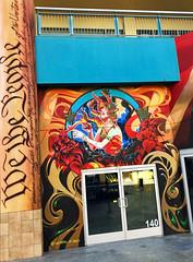 We The People by Duchess of Deco (wiredforlego) Tags: graffiti mural streetart urbanart aerosolart publicart lasvegas las vegas nevada duchessofdeco heatherhermann