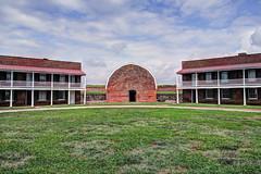 US MD Baltimore - Fort McHenry National Monument (David Pirmann) Tags: maryland baltimore fortmchenry warof1812 francisscottkey nationalregisterofhistoricplaces nationalpark nrhp66000907