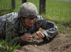 1st Regiment , Advanced Camp takes on the grenade range at Fort (armyrotcpao) Tags: 1stregiment advancedcamp armyrotc cst2019 cadetsummertraining fortknox handgrenadeassultcourse rotc handgrenade