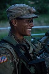 Night Land Navigation (armyrotcpao) Tags: 1stregiment advancedcamp army armyrotc cst cadet fortknox navigation night nightlandnavigation