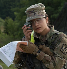 4th Regiment, Advanced Camp, Land Navigation (armyrotcpao) Tags: 4thregiment advancedcamp armyrotc cst cst2019 fortknox kentucky rotc army cadetsummertraining cadets daytimelandnavigation landnavigation training
