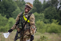 3rd Regiment Land Navigation (armyrotcpao) Tags: army armyrotc cst cadet cadetsummertraining fortknox landnavigation prairieviewam