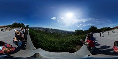 Mont Royal look out 360 (Lorraine Goh) Tags: montreal 360 mont royal kondiaronk blevedere summer view