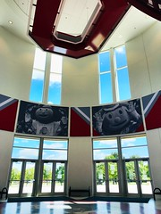 brutus rotunda (brown_theo) Tags: brutus rotunda schottenstein center osu campus schott columbus ohio ohiostate