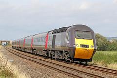 43304 Class 43 HST (Roger Wasley) Tags: 43304 class43 hst crosscountry trains tredington highspeed train engine diesel locomotive gloucestershire railways