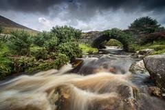 The Streams of Donegal (peter_beagan) Tags: donegal irish ireland gweedore dunlewley stream water stonewall canon 5d irishphotography longexposure poisonedglen rocks ngc