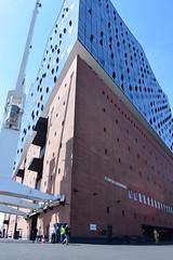 Hamburg philharmonic (BaylissDavid**88) Tags: music hall germany port elbe modern harmonic acoustics sound millions