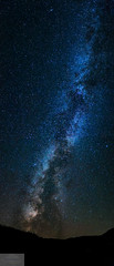 Andromeda Galaxy & Milky Way (Wycpl) Tags: milkyway nightscape andromedagalaxy nightphotography wyoming stars sky