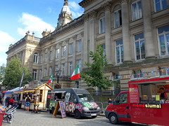Street food vans at Bolton Food Festival 2019 (Tony Worrall) Tags: bolton boltonfoodfest boltonfoodfestival festival foodie eat food show event annual stalls make streetfood north update place location uk england visit area attraction open stream tour country item greatbritain britain english british gb capture buy stock sell sale outside outdoors caught photo shoot shot picture captured ilobsterit instragram vans