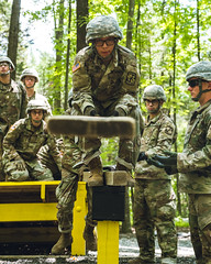 9th Regiment, Advanced Camp at the Field Leader Reaction Course (armyrotcpao) Tags: 9thregiment advancedcamp armyrotc cst cst2019 fieldleaderreactioncourse fortknox kentucky rotc setonhalluniversity army cadetsummertraining cadets cadre training
