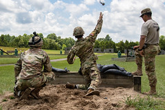 7th Regiment Advanced Camp Hand Grenades (armyrotcpao) Tags: army advancedcamp armyrotc cst cst2019 cadet cadetsummertraining cadets fortknox indianauniversity
