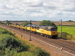 56087&49 6S31 Colton 04-09-19 (Robin Patrick's Trains) Tags: 56049 56087 colas colton