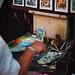 Peintre à Montmartre