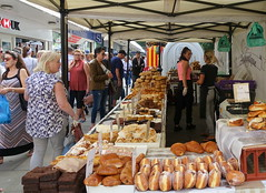 Bread & cake stall at Bolton Food Festival 2019 (Tony Worrall) Tags: bolton boltonfoodfest boltonfoodfestival festival foodie eat food show event annual stalls make streetfood north update place location uk england visit area attraction open stream tour country item greatbritain britain english british gb capture buy stock sell sale outside outdoors caught photo shoot shot picture captured ilobsterit instragram bake cakes bread candid eats people