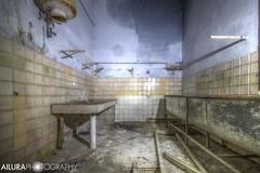 (kuronadargarth) Tags: urbex ruins hospital mental asylum abandoned derelict poveglia venice laguna island haunted ghosts paranormal supernatural morgue