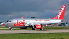 G-JZBJ (AnDyMHoLdEn) Tags: jet2 737 egcc airport manchester manchesterairport 23l