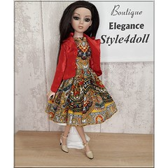 "style4doll outfit for Ellowyne Wilde 16"" (style4doll) Tags: style4doll outfit for ellowyne wilde 16"