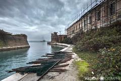 (kuronadargarth) Tags: urbex ruins hospital mental asylum abandoned derelict poveglia venice laguna island haunted ghosts paranormal supernatural