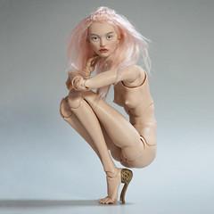 uma (Doll Menagerie) Tags: marmitesue dollmenagerie bjd ball balljointeddoll artdoll fashiondoll