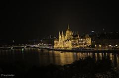 Hungarian Parliament - Budapest (gergely.t.springer) Tags: budapest hungary magyarország capital bridge river donau duna city night nikon d3500 jackaltripod hungarian parliament