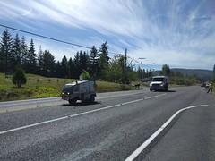 Blue Skies on Mt Baker Highway (WSDOT) Tags: wsdot highway construction travel traffic bellingham whatcomcounty pnw pnwonderland northwest road highwaypreservation resurfacing washingtonsr542