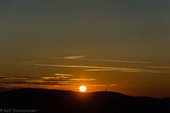 20190818-DSC_5973 (rolfsteinebrunner) Tags: sonne wolken himmel nikon d7200 sonnenaufgang schwarzwald feldberg seebug turm belchen berg berge