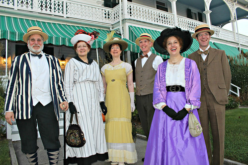 Cape May's 47th annual Victorian Weekend celebrates this National Historic Landmark City's architecture and history