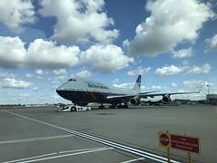 British Airways Boeing 747-400, G-BNLY (*Alex C*) Tags: britishairways landor 747400 boeing747400 gbnly cityofswansea retrojet ba100 heathrow lhr egll
