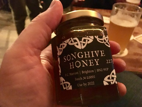 My dealer has me sorted for bees'n'whizz.    http://songhive.weebly.com/    🐝