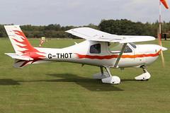 G-THOT (GH@BHD) Tags: gthot jabiru jabiruaircraft avtech jabirusk aircraft aviation microlight laa laarally laarally2019 sywellairfield sywell