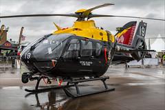 Airbus Helicopters H135 Juno HT1 - 01 (NickJ 1972) Tags: royalinternationalairtattoo riat raf fairford airshow 2019 aviation airbus helicopters h135 ec135 juno ht1 zm519