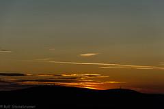 20190818-DSC_5949 (rolfsteinebrunner) Tags: sonne wolken himmel nikon d7200 sonnenaufgang schwarzwald feldberg seebug turm belchen berg berge