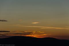 20190818-DSC_5945 (rolfsteinebrunner) Tags: sonne wolken himmel nikon d7200 sonnenaufgang schwarzwald feldberg seebug turm belchen berg berge