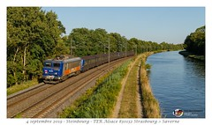 BB22259RC PACA - Steinburg (CC72080) Tags: bb22200 bb22259 bb22259rc ter alsace grandest paca omnibus rrr rrr301 rrr306 steinbourg locomotive lokomotive locomotiva lokomotiva vlak train treno personenzug régional régiozug zug nezcassé