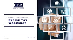 Excise Tax Workshop (ch.mkuh) Tags: tax audit accounting uae dubai consultancy vat outsourcing business startup advisory