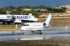 Comlux Aviation Malta Bombardier CL-600-2B16 Challenger 650  |  9H-SPB  |  LMML (Melvin Debono) Tags: comlux aviation malta bombardier cl6002b16 challenger 650 | 9hspb lmml 6133 melvin debono spotting spotters spotter canon eos 5d mark iv 100400mm plane planes photography airport airplane aircraft mla