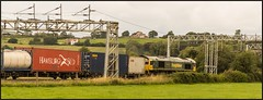 4M81 - 2nd (peterdouglas1) Tags: freightliner class66 66534 stableford wcml