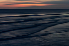 Abstract Waves (Ann Kunz) Tags: abstract beach water nature landscape florida motion slowshutter sunset waves ocean