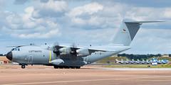 Luftwaffe Airbus A400M 54+05 (Thames Air) Tags: luftwaffe airbus a400m 5405 raf fairford riat 19