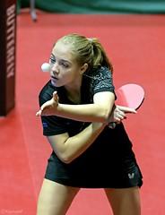 Анастасия Карпушина. (Sergey Klyucharev) Tags: настольныйтеннис пингпонг спорт tabletennis pingpong sport girl