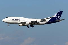 CYVR - Lufthansa B747-400 D-ABVM (CKwok Photography) Tags: yvr cyvr lufthansa b747 dabvm