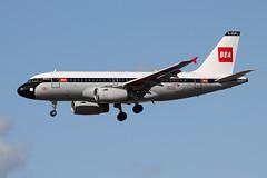 G-EUPJ (Ian.Older) Tags: british airways bea geupj retro a319 airbus ba731 speedbird heathrow airliner civil aviation aircraft ba100