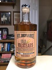 Mt. Defiance Old Voldstead's Straight Bourbon Whiskey Single Barrel Virginia (_BuBBy_) Tags: mt defiance old voldstead's straight bourbon whiskey single barrel virginia booze distillery is located 207 w washington street middleburg va 20118 5406878100 loudoun county