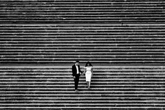 C'era una volta... (photograph61) Tags: scalinata coppia amore love
