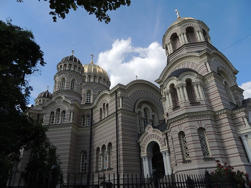 Orthodox Cathedral, Riga, Latvia