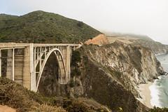 Bixby Canyon Bridge (Tommy Bass) Tags: california bixbycreekbridge bixbycanyonbridge bigsur