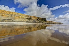 Till the water's all long gone (pauldunn52) Tags: beach traeth mawr whitmore stairs glamorgan heritage coast wales