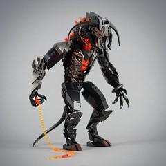 Tar Goroth (Martin Ot) Tags: balrog lego legolotr lotr shadowofwar middleearth demon morgoth talion mordor gorgoroth targoroth