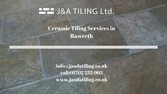 Ceramic Tiling Services in Rawreth (jandatiling) Tags: ceramictiles ceramic tiling services