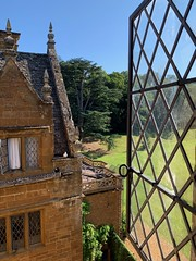 Room with a View (markshephard800) Tags: windows summer green england oxfordshire wroxton